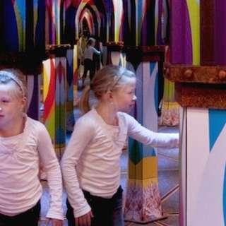 Monterey Mirror Maze & Lazer Challenge