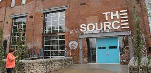 The Source Hotel & Market Hall