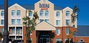 Fairfield Inn & Suites by Marriott Fairfield Napa Valley Area