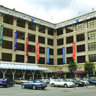 Center In The Square