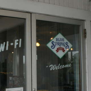 Blue Springs Cafe