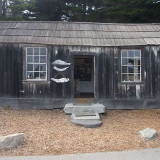 Whaler's Cabin Museum