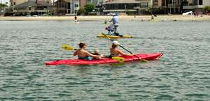 Long Beach Kayaks & Stand Up Paddle Boards