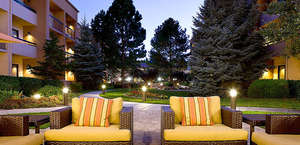 Courtyard Boulder