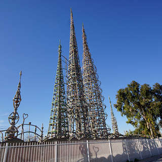 Watts Towers of Simon Rodia State Historical Park