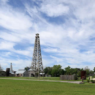 Spindletop & Gladys City Boomtown Museum