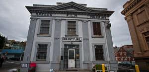 Clatsop County Jail- Goonies Film Location