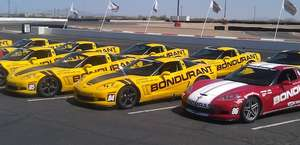 Bob Bondurant School of High Performance Driving