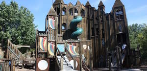 Kid's Castle In Doylestown