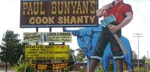 Paul Bunyan s Cook Shanty