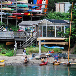 Catch A Canoe
