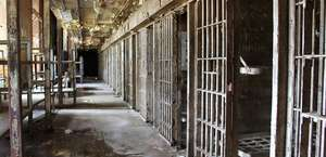 Abandoned Essex County Jail
