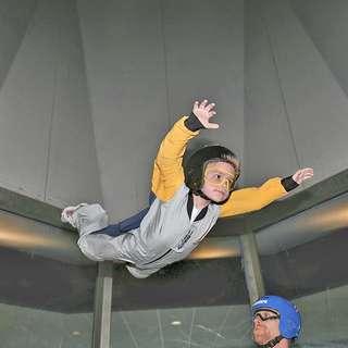 SkyVenture Indoor Skydiving