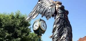 SculptureWalk Sioux Falls