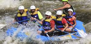 Pigeon River Rafting