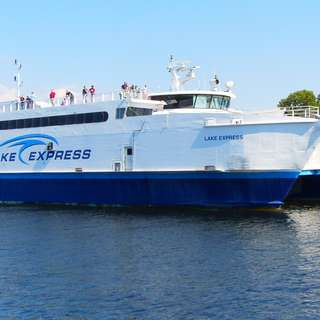 Lake Express Milwaukee-Muskegon Ferry