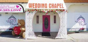The Little Vegas Chapel