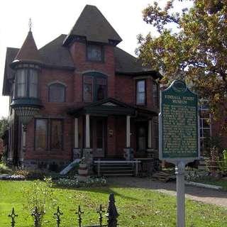 Kimball House Museum