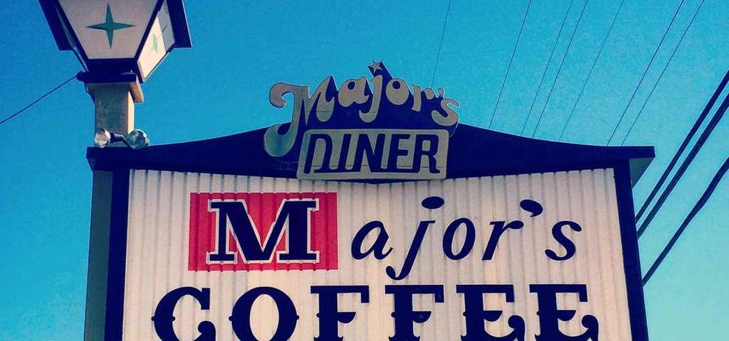 Majors Diner, Pine Valley   Roadtrippers