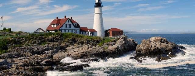Portland Head Lighthouse & Museum