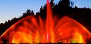 Waterfront Stadium Musical Fountain