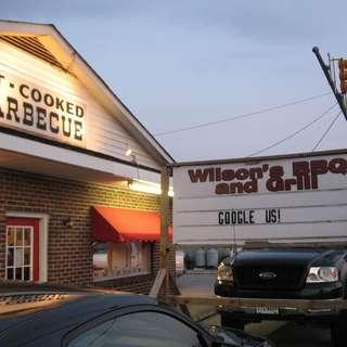 Wilson's BBQ & Grill