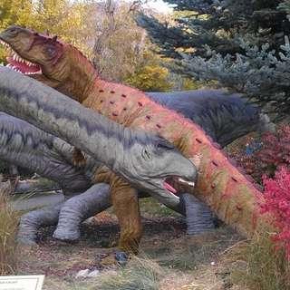 George S Eccles Dinosaur Park