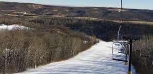Frost Fire Ski & Snow Board Area
