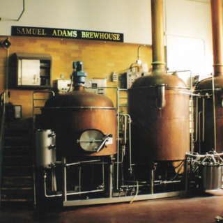 Samuel Adams Boston Brewery