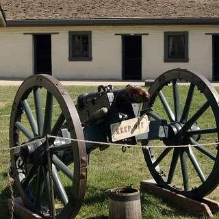 Sutter's Fort State Historical Park