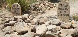 Boothill Graveyard (Tombstone, Arizona)