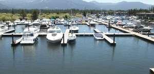 Tahoe Keys Marina & Yacht Club