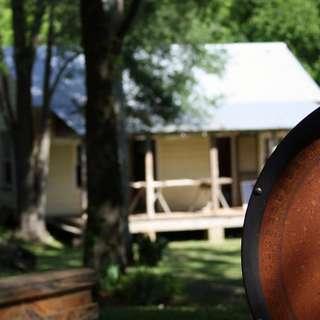 Bayou Boundin and Cracklin Bayou Cabins