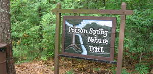 Poison Springs State Forest