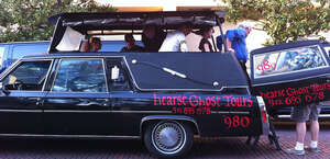 Ghost Hearse Tours