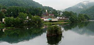 Gauley Bridge Civil War Battlefield