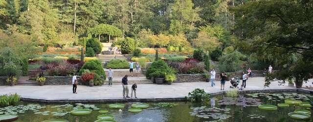 The Sarah P. Duke Gardens