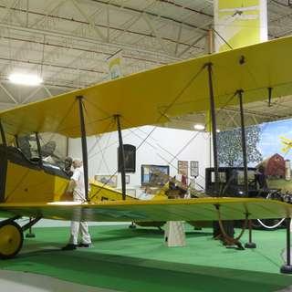 Glenn H Curtiss Museum