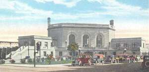 The Blackhawk Railway Historical Society