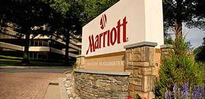 Marriott Hotel, Newark Airport, Nj