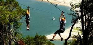 Lake Travis Zip Line Adventure