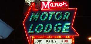Manor Motor Lodge
