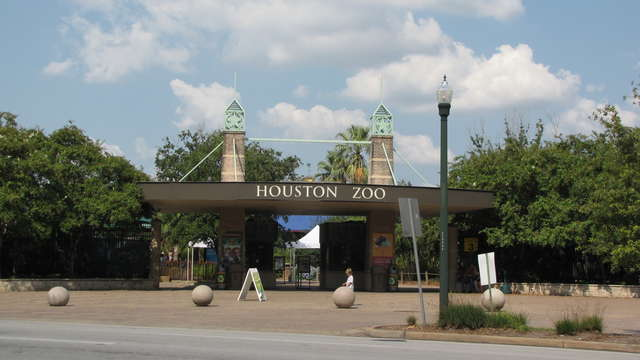 Houston Zoo Houston Tx Roadtrippers