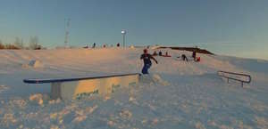 Hawk Island & Snow Park