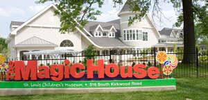 The Magic House- St. Louis Children's Museum