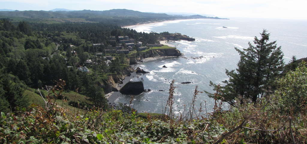 Otter Crest State Scenic Viewpoint, Otter Rock | Roadtrippers