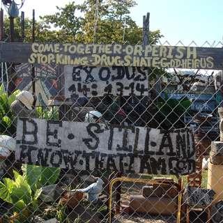 Joe Minters African Village in America