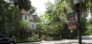 Gainesville's Magnolia Plantation Bed & Breakfast Inn and Cottages