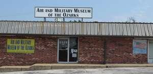 Air & Military Museum-Ozarks