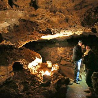 Kickapoo Indian Caverns